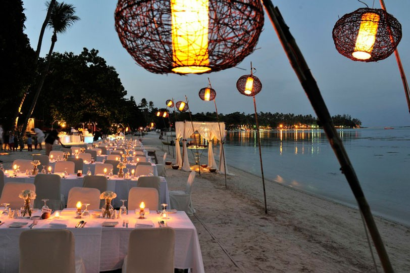 Koh Samui Wedding Package Beach Resort Amari