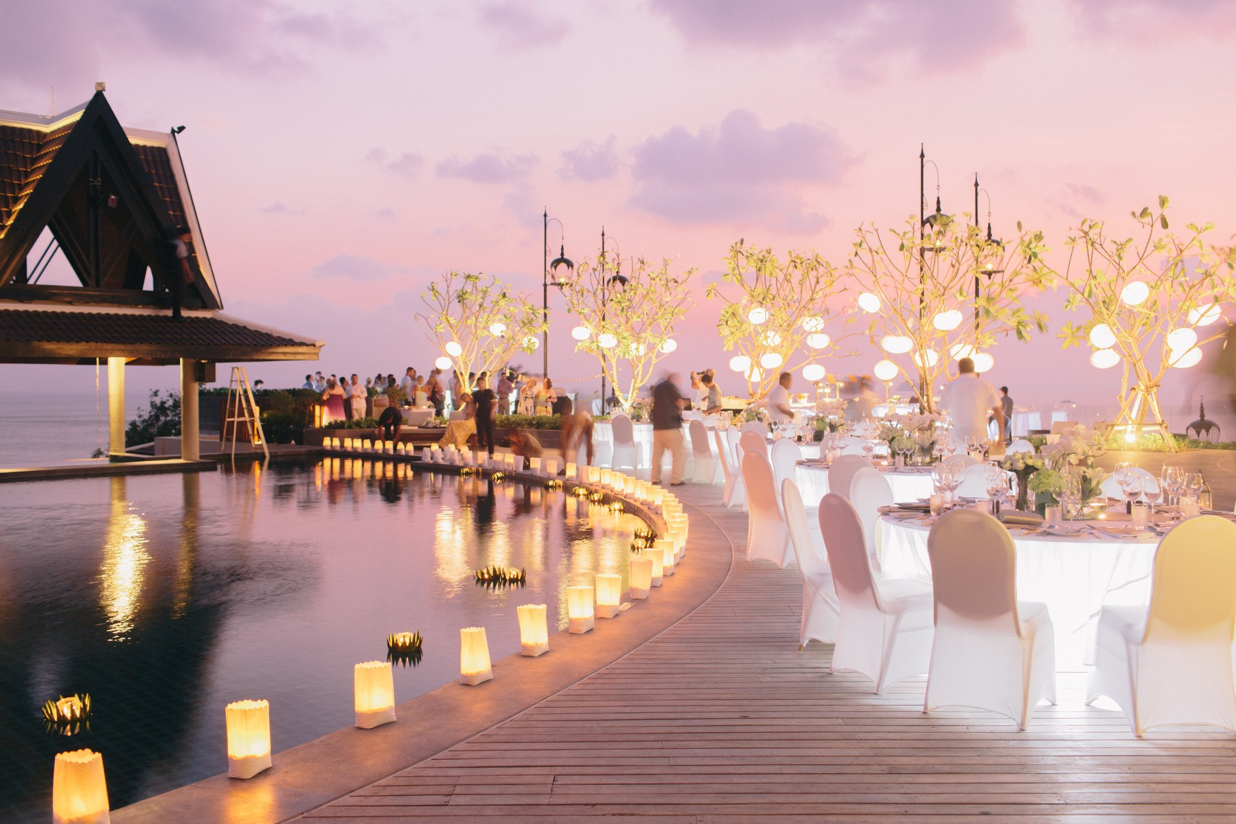 Koh samui wedding venues resort koh samui villa wedding for Best wedding venues in the us